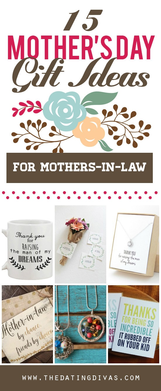 Mother 39 s day gifts for all mother 39 s the dating divas for Mother s day gift for mother in law