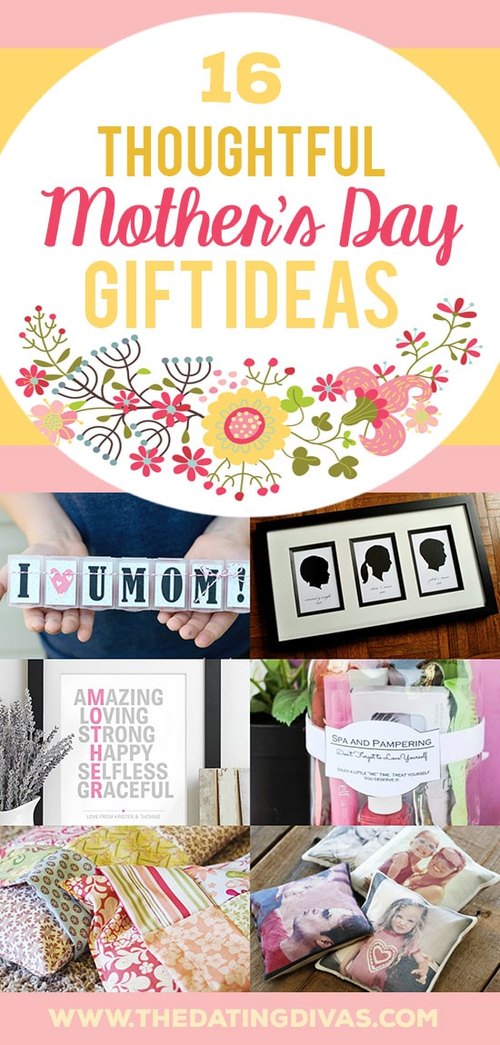16 Thoughtful Mother's Day Gift Ideas