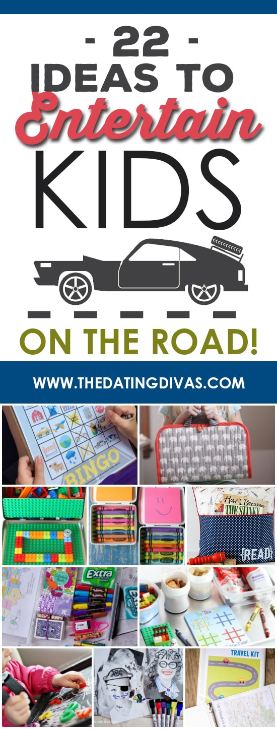 Road Trip Hacks to Entertain Kids
