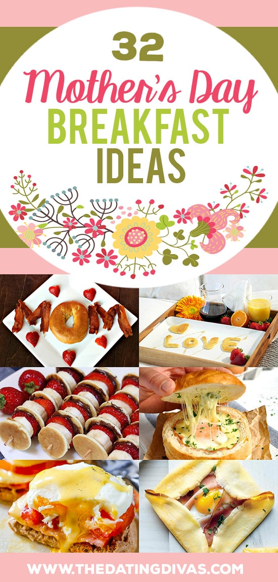 32 Mother's Day Breakfast Ideas