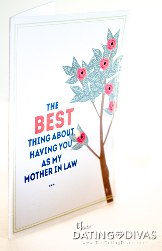 5 Cute Mother in Law Cards to Express Your Gratitude