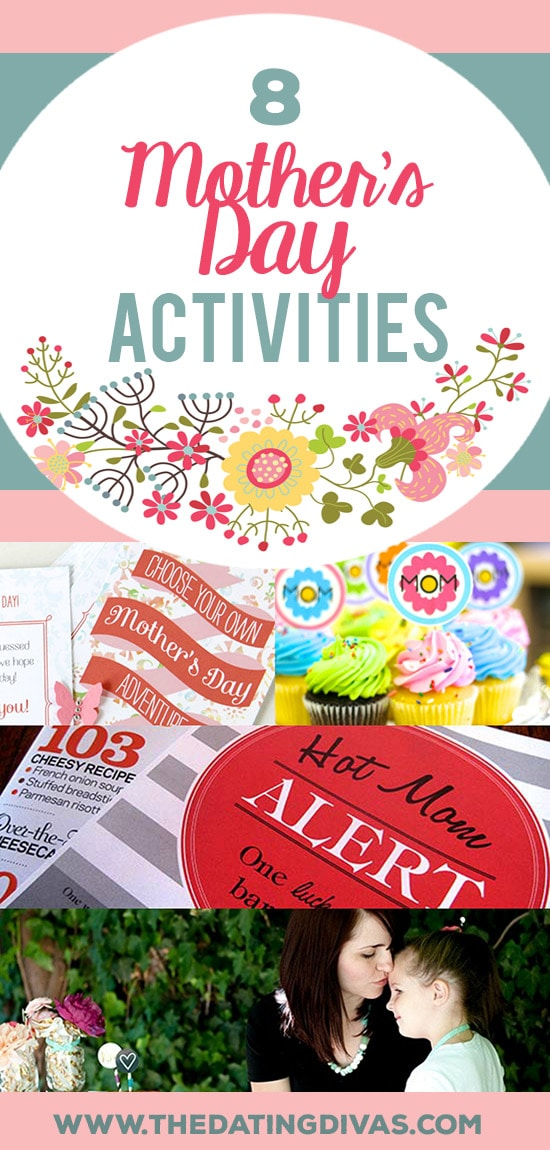 8 Mother's Day Activities