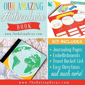 couple's adventure journal