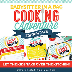 babysitter cooking kit