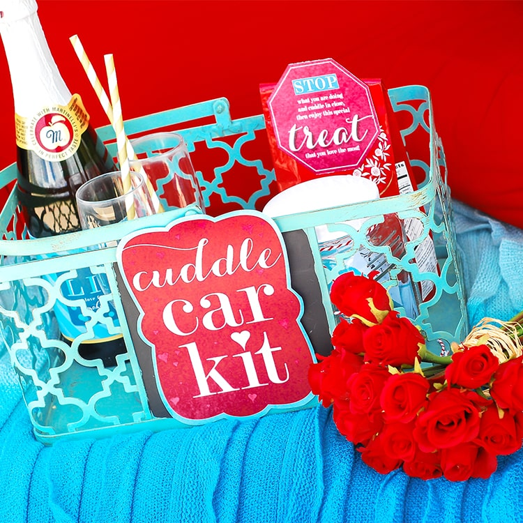 Cuddle Car Kit The Dating Divas