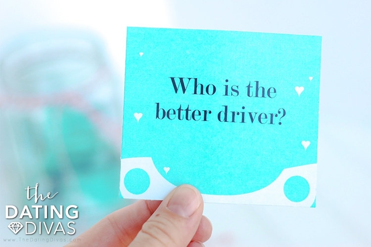 Conversation Starters for Car Date