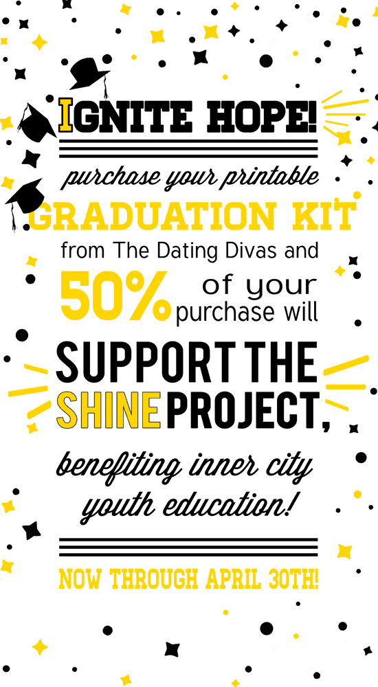 Graduation Gifts Shine Project