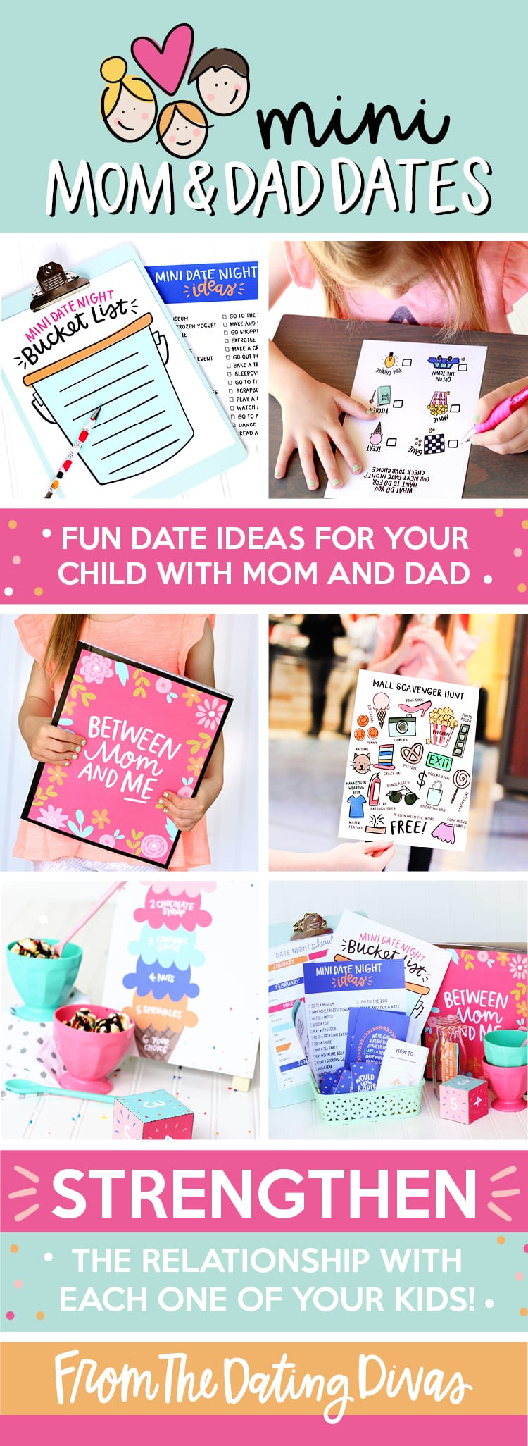 Date Night with Your Kids Ideas