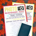 Disney Vacation Printable Pack!