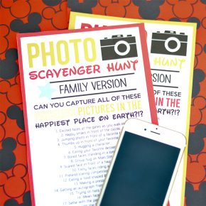 Disney Photo Hunt