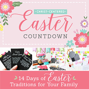 easter countdown kit