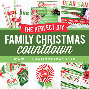 A Spouse Christmas Countdown The Dating Divas