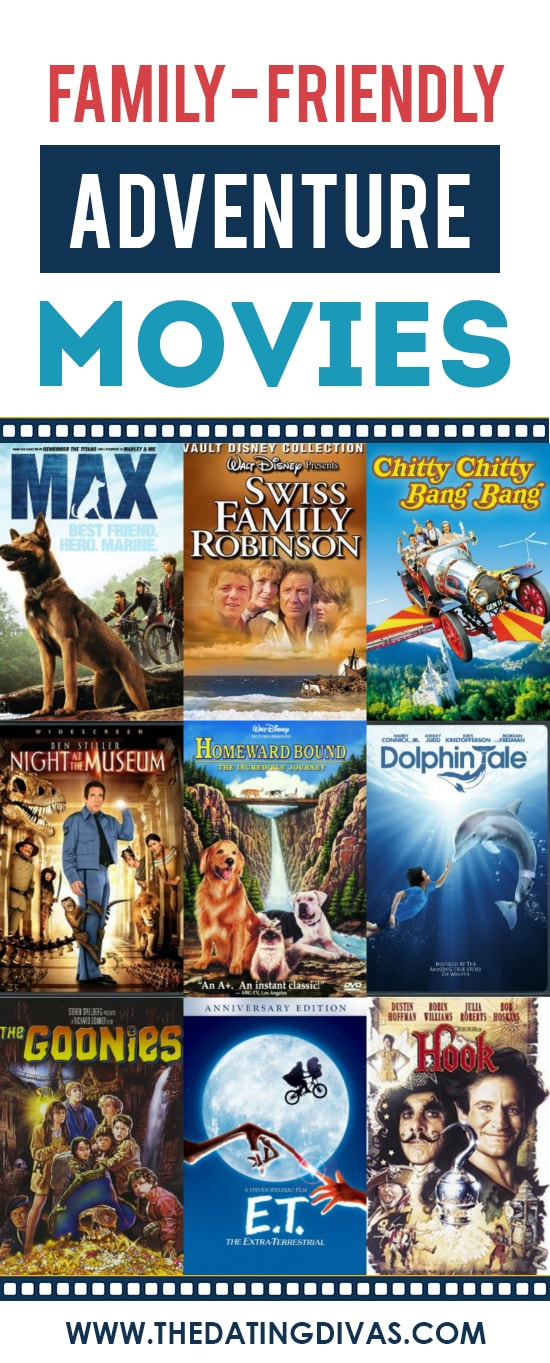 Family-Friendly Adventure Movies