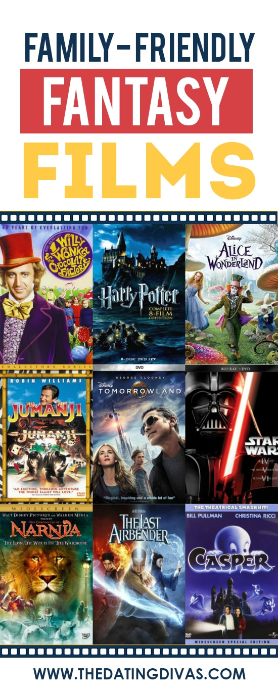 Best Family-Friendly Fantasy Movies
