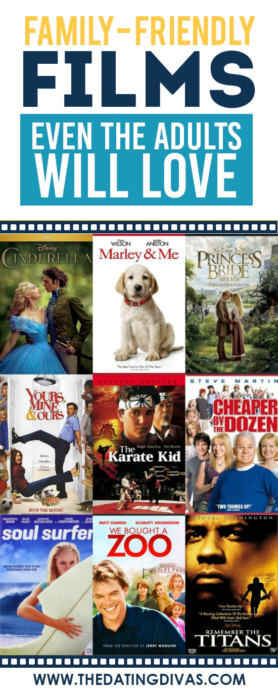 Family-Friendly Films That Adults Will Love Too