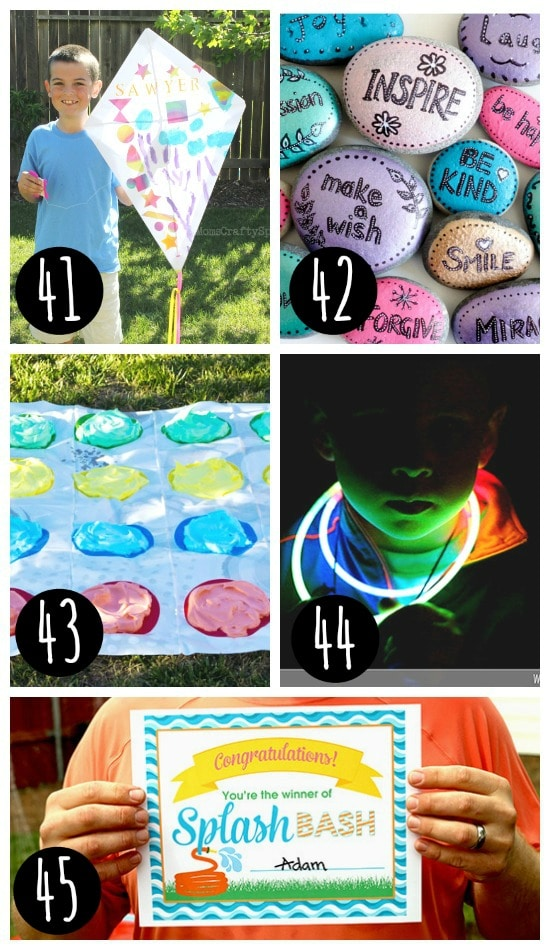Backyard Family Fun Ideas :  aren?t up to making one, my family has this one and it?s awesome