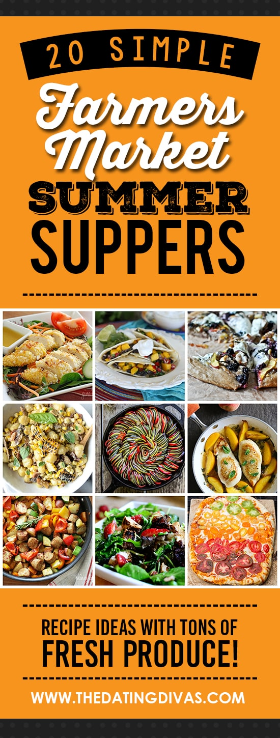 Farmers Market Suppers