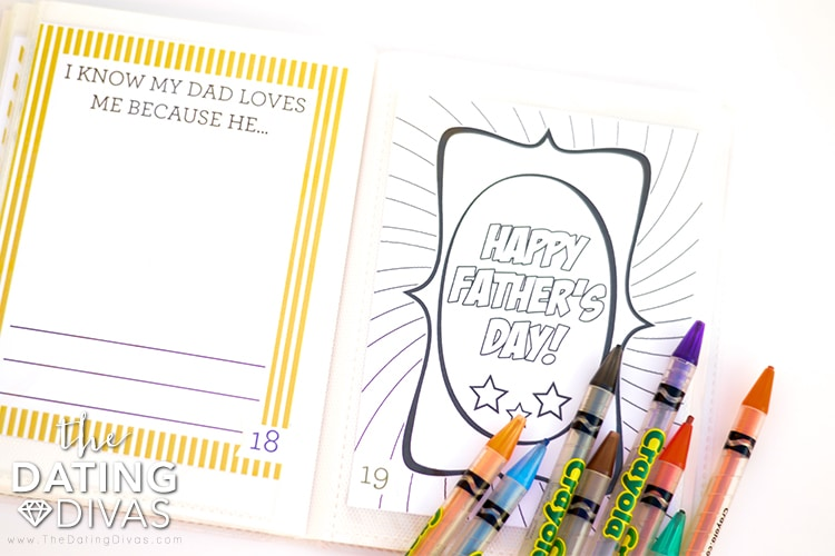 Fathers Day crafts for free