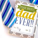 Free Printable Father's Day Book