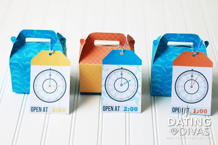 gifts for guys- a surprise for every hour of the day!
