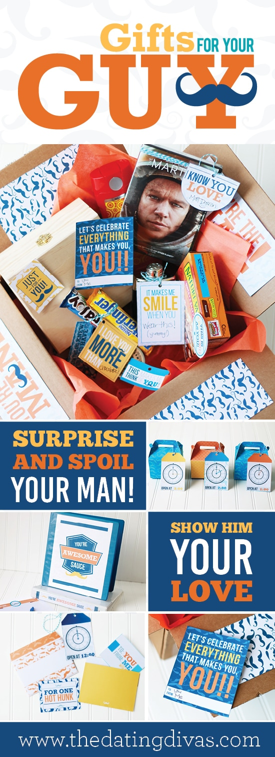 Thoughtful Gift Ideas for Guys