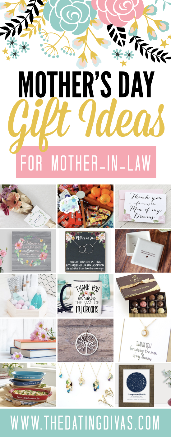 Great Mother's Day Gifts for Mother-in-Law