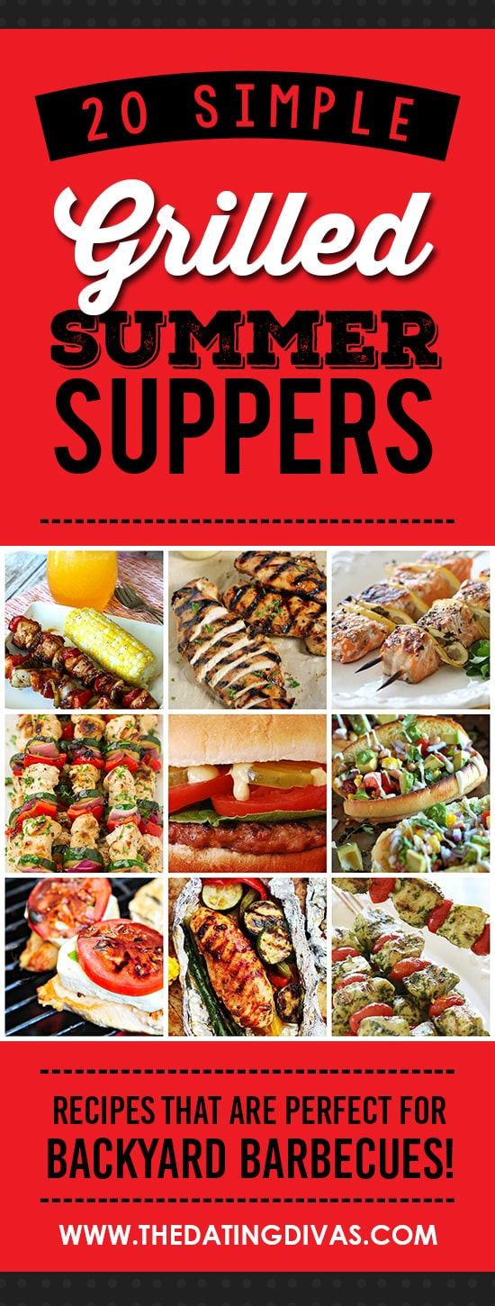 Grilled Suppers