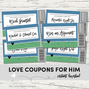 Summer Love Coupons