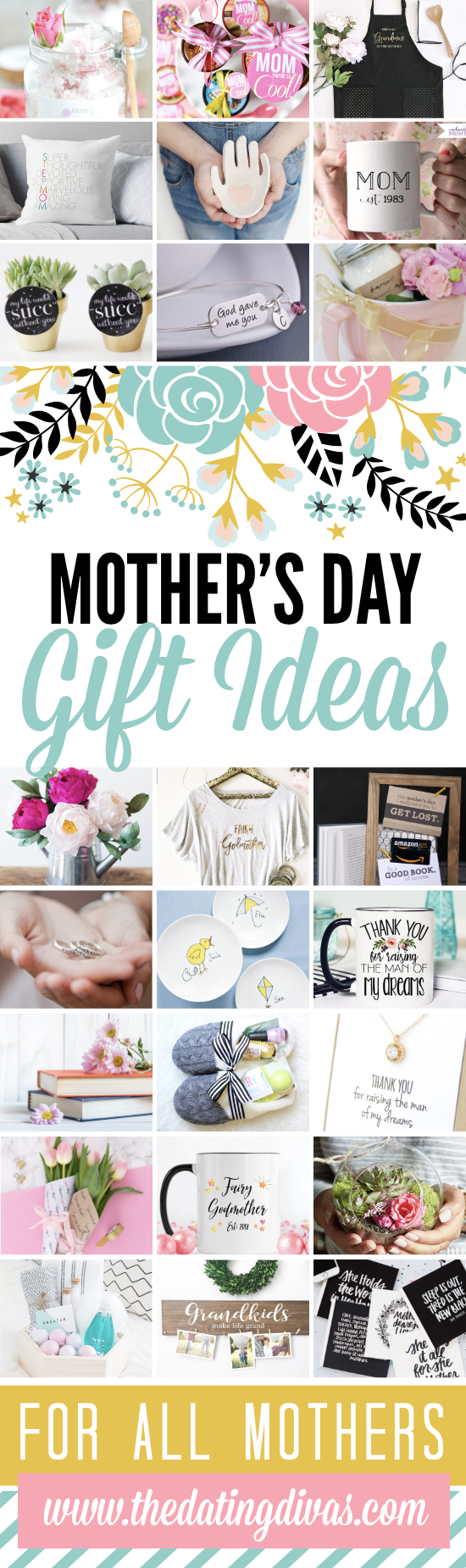Mother's Day Gifts for ALL Moms