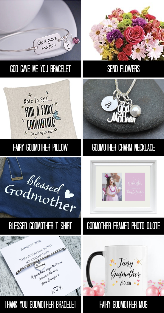 Mother's Day Gifts for Godmother