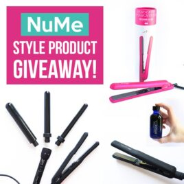 NuMe Product Giveaway
