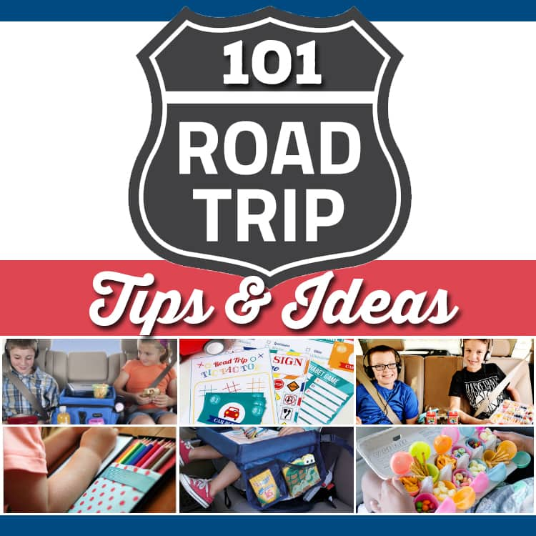 Us Road Trip Ideas: 101 Road Trip Tips And Ideas