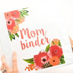 The Mom Binder by The Dating Divas