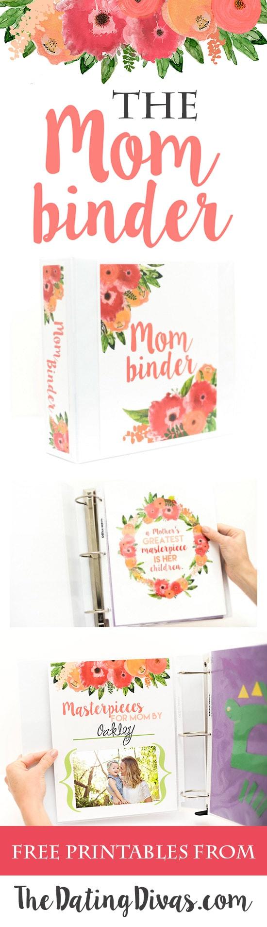 The Mom Binder