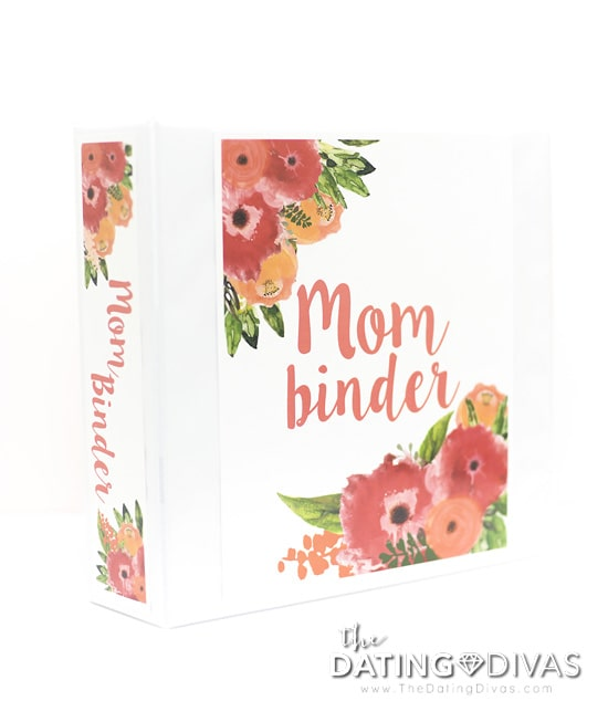 The Mom Binder, a Perfect Mother's Day Gift