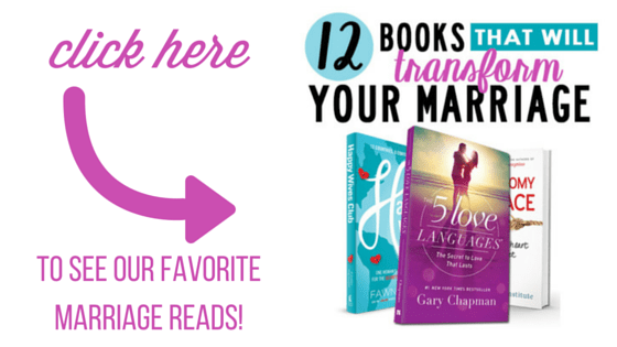 Marriage Must-Reads
