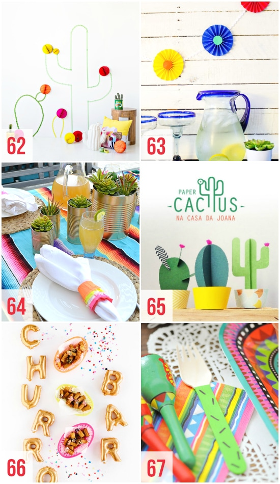 Cinco de Mayo Decor Ideas