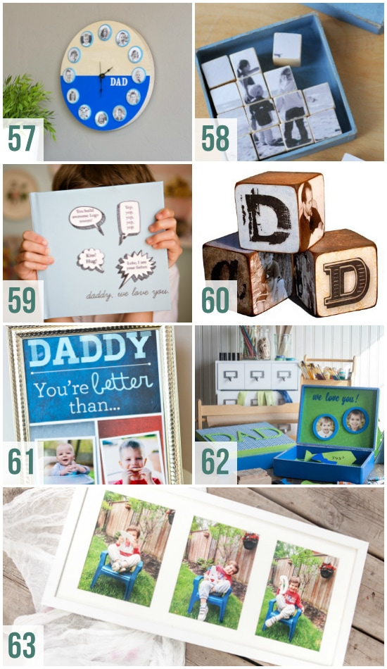Photo Father's Day Gifts