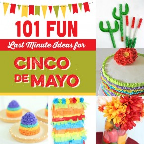 Cinco de Mayo Fiesta Ideas
