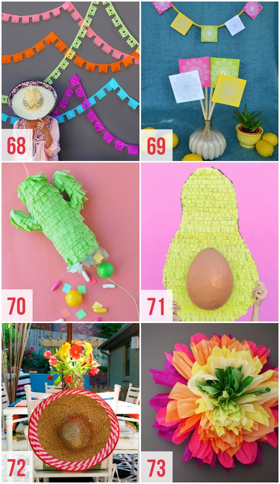 Vibrant Cinco de Mayo Ideas