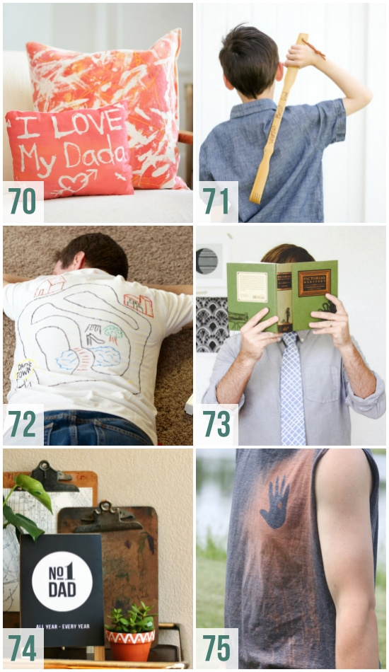 Fun DIY Father's Day Gifts
