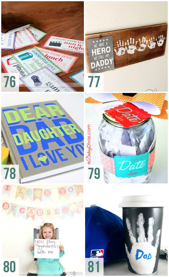 Meaningful Ideas for Father's Day