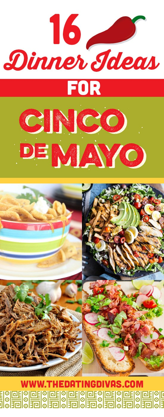Cinco de Mayo Dinner Ideas