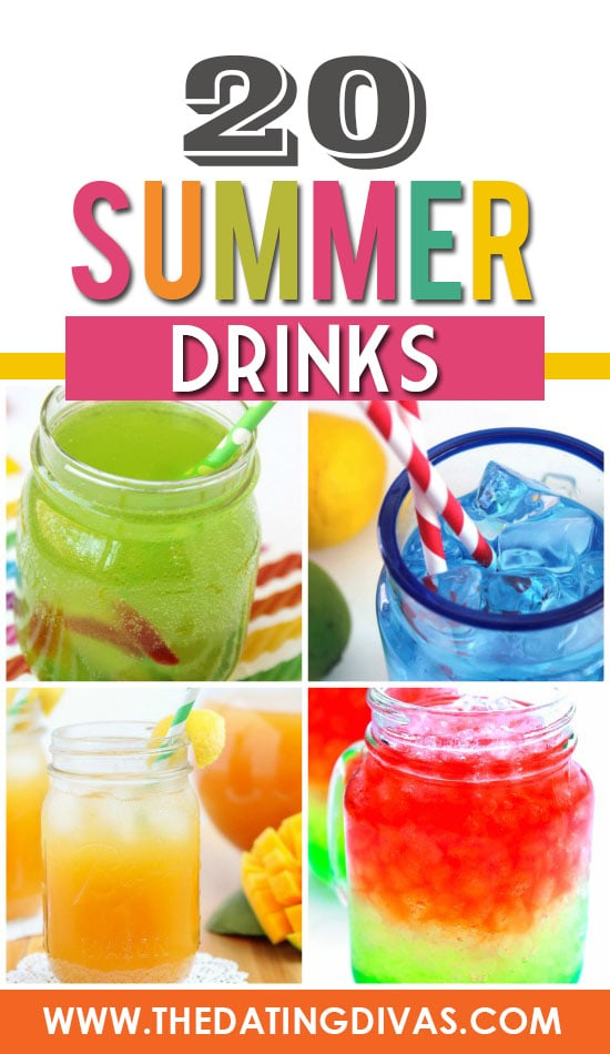 20 Summer Drinks