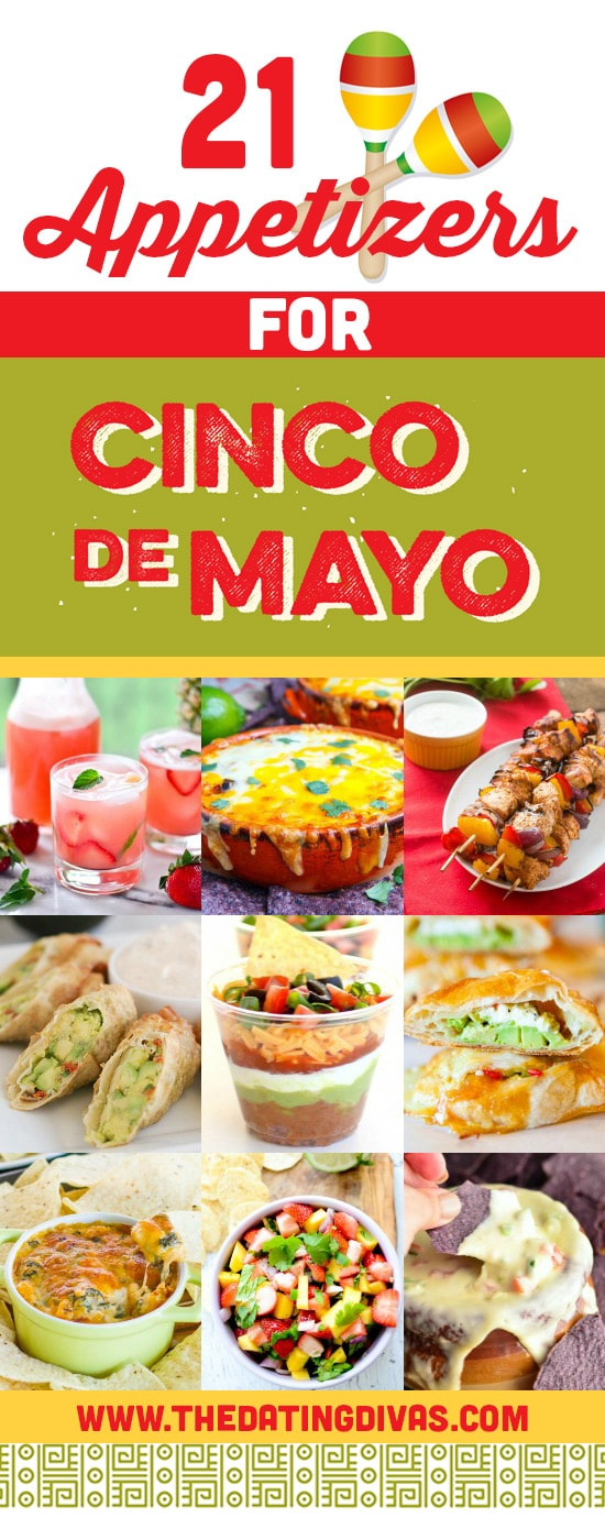 Cinco de Mayo Appetizers