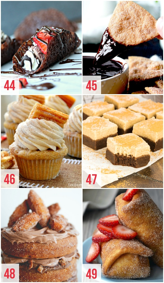 Delicious Cinco de Mayo Desserts