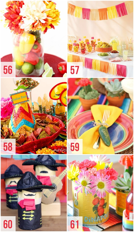 Bright Cinco de Mayo Decor
