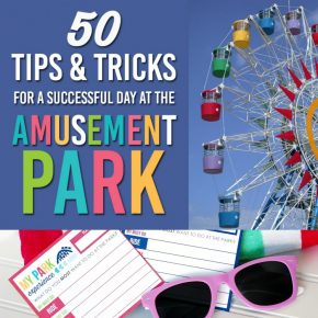 Amusement Park Tips