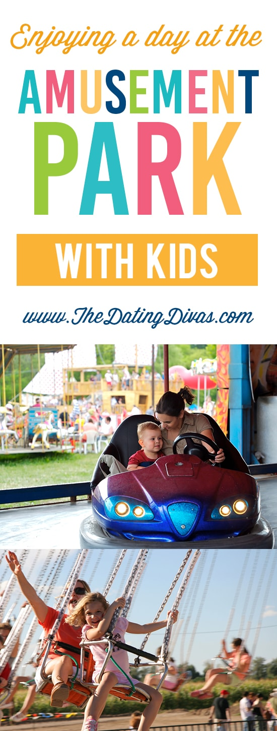 Tips to Enjoy the Amusement Park with Kids
