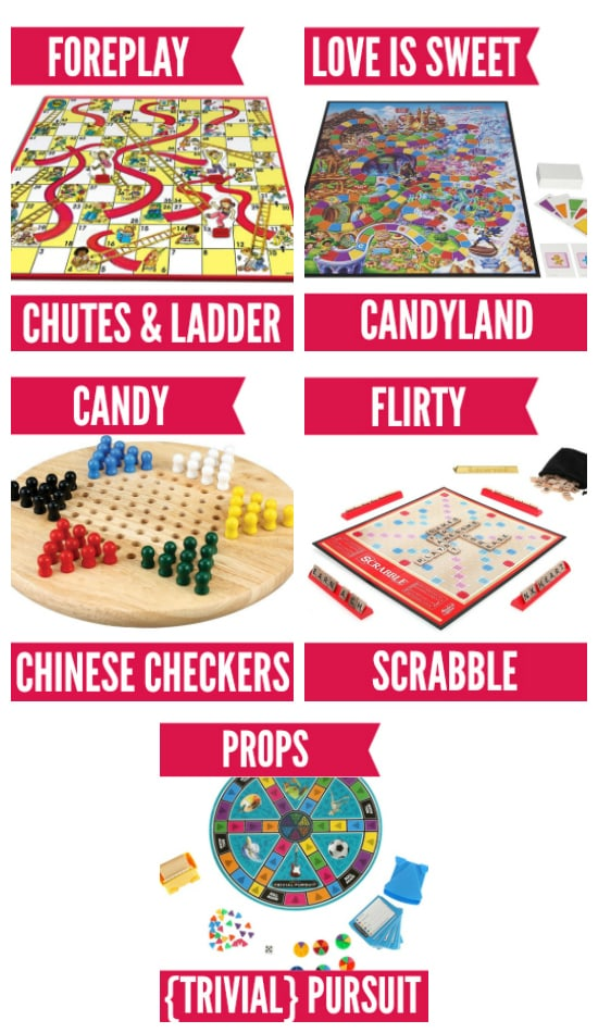 Board Games for the Bedroom